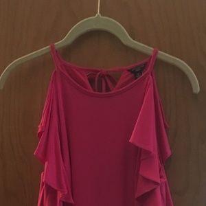 Bright Pink Ann Taylor Dress! NWT